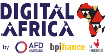 logo DIGITAL AFRICA by AFD